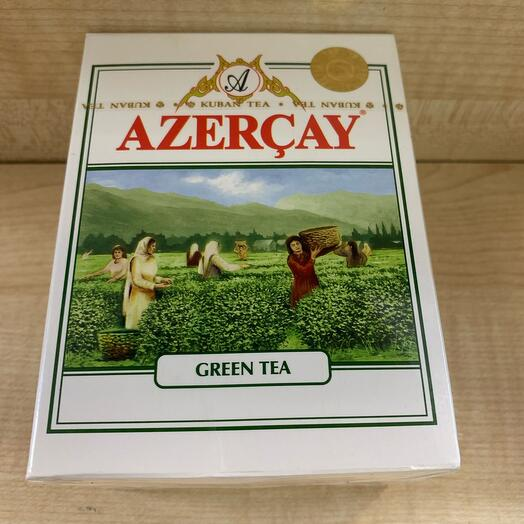 Азерчай зелёный