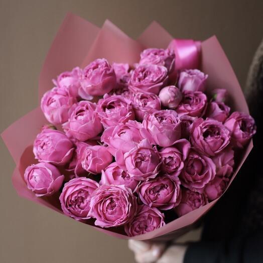 9 сортовых пионовидных роз