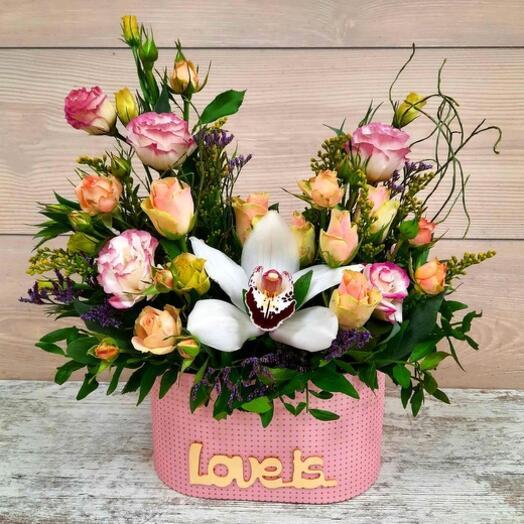 Букет Love is 0063839
