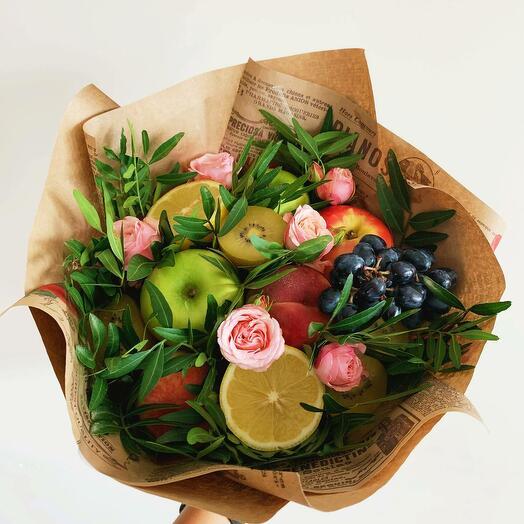 Фруктовый букет «сладость»