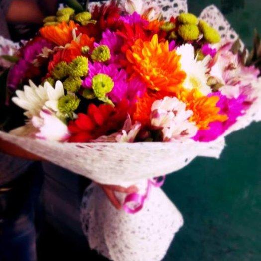 Весенний Каприз (полевые цветы)