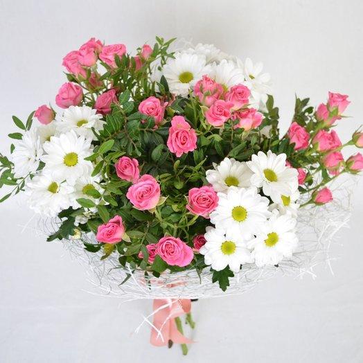 Родные просторы: букеты цветов на заказ Flowwow