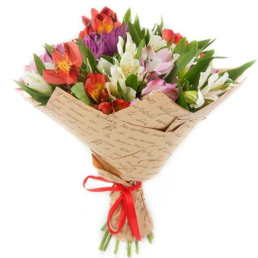 Алиса в стране чудес: букеты цветов на заказ Flowwow