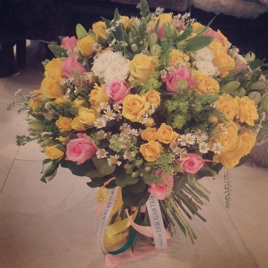 Кусочек лета: букеты цветов на заказ Flowwow