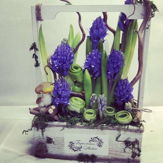 Сборная композиция: букеты цветов на заказ Flowwow