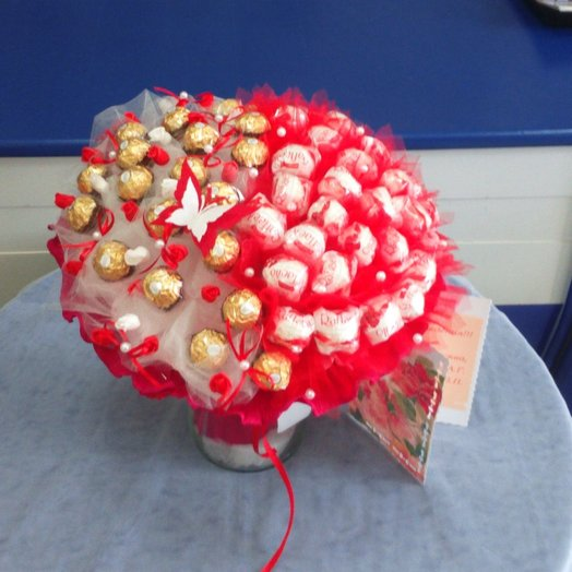 A sweet bouquet of Glamour