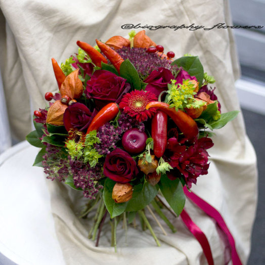 Перчинка: букеты цветов на заказ Flowwow