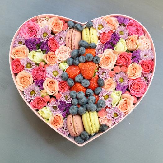 Когда ты рядом: букеты цветов на заказ Flowwow