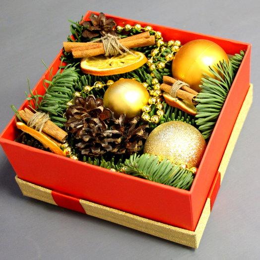 Новый Год в коробочке