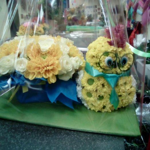 Цыпа - Цыпа: букеты цветов на заказ Flowwow