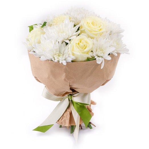 Нежность чувств.: букеты цветов на заказ Flowwow