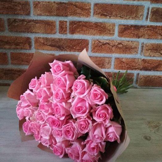 Pink Chin: букеты цветов на заказ Flowwow