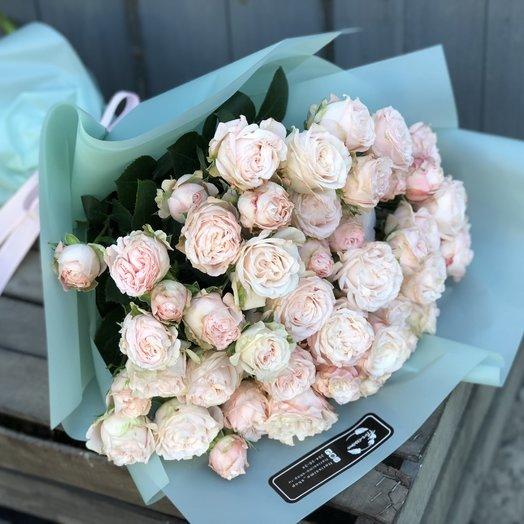 """Букет """"Королевский розовый"""": букеты цветов на заказ Flowwow"""