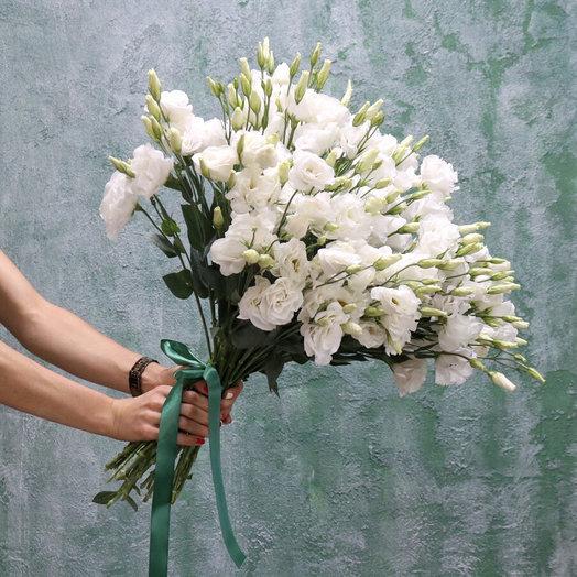 Белоснежность: букеты цветов на заказ Flowwow