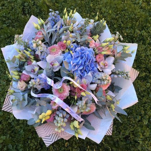 Sky bouquet : букеты цветов на заказ Flowwow