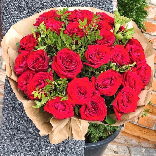 """Утро на морском берегу"": букеты цветов на заказ Flowwow"