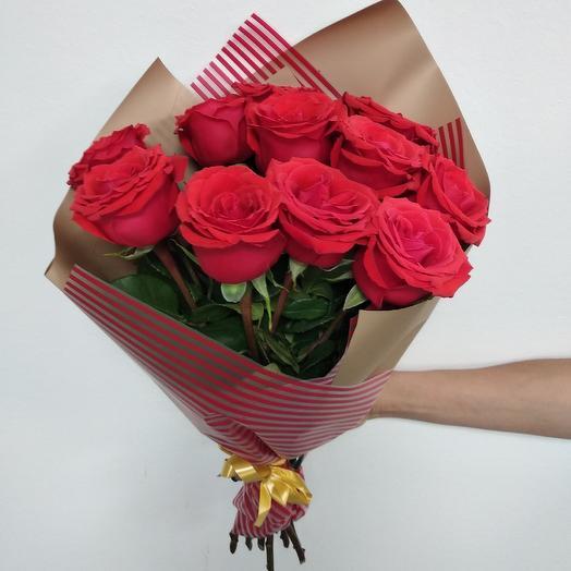 Вика: букеты цветов на заказ Flowwow