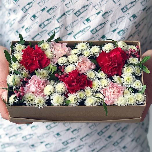 Box 18 Малый 2: букеты цветов на заказ Flowwow