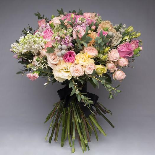Мечтатель: букеты цветов на заказ Flowwow