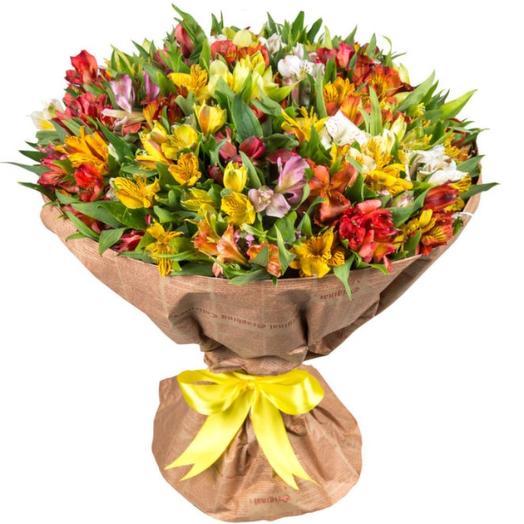 Веселый день: букеты цветов на заказ Flowwow