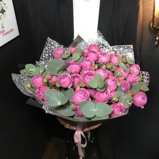 Мистер Баблз: букеты цветов на заказ Flowwow