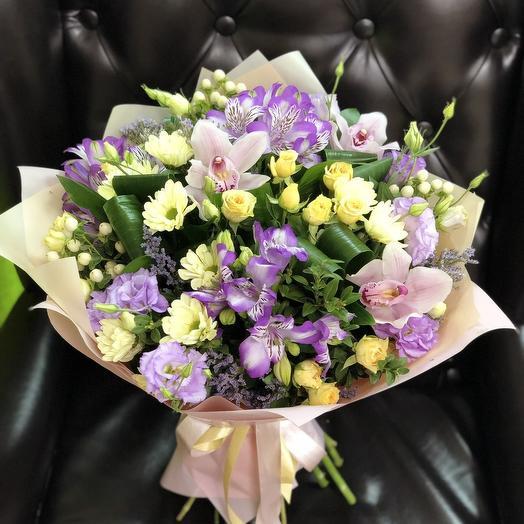 Амелия: букеты цветов на заказ Flowwow