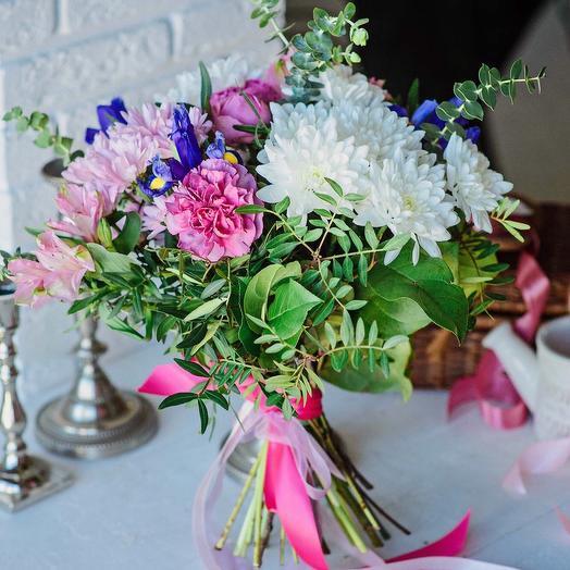 Дерзкая Лолита: букеты цветов на заказ Flowwow