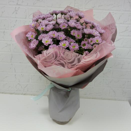 Букет ромашка: букеты цветов на заказ Flowwow