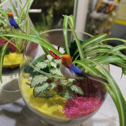 Перепелкино гнездо: букеты цветов на заказ Flowwow
