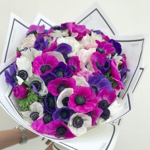 П1: букеты цветов на заказ Flowwow