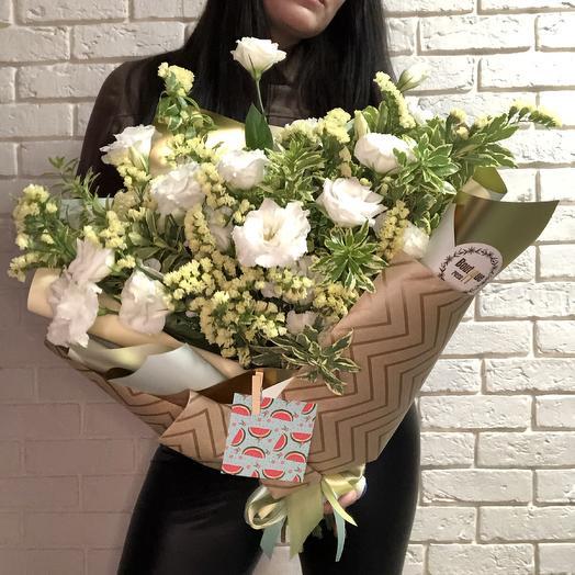Limon frash: букеты цветов на заказ Flowwow