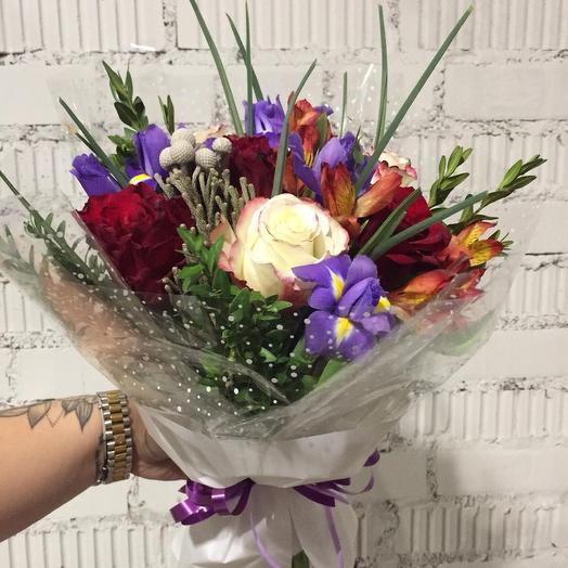 Зимний сон: букеты цветов на заказ Flowwow