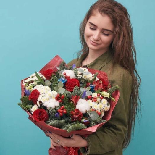 Иноземка: букеты цветов на заказ Flowwow