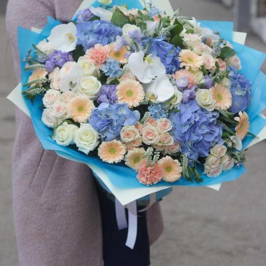 Незабываемие чувства: букеты цветов на заказ Flowwow