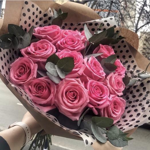Ароматный цветущий: букеты цветов на заказ Flowwow