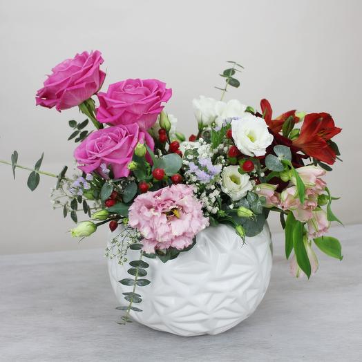 Июльское утро: букеты цветов на заказ Flowwow