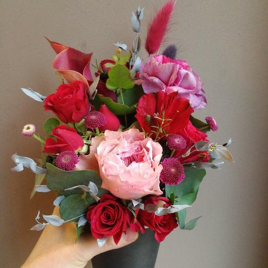 Ягодный сорбет: букеты цветов на заказ Flowwow