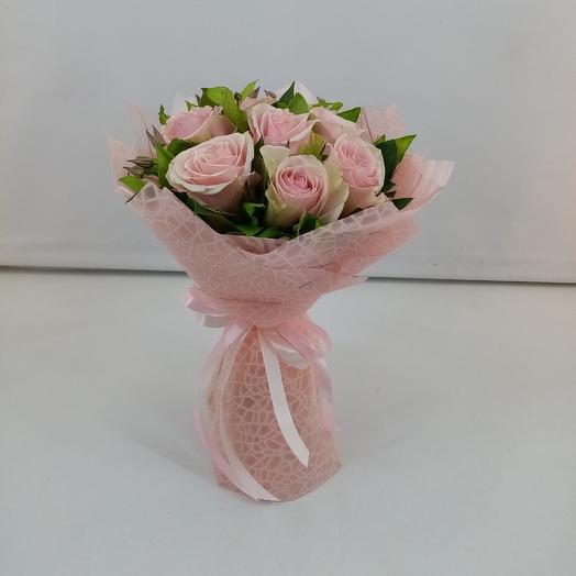 Свадебный блюз: букеты цветов на заказ Flowwow