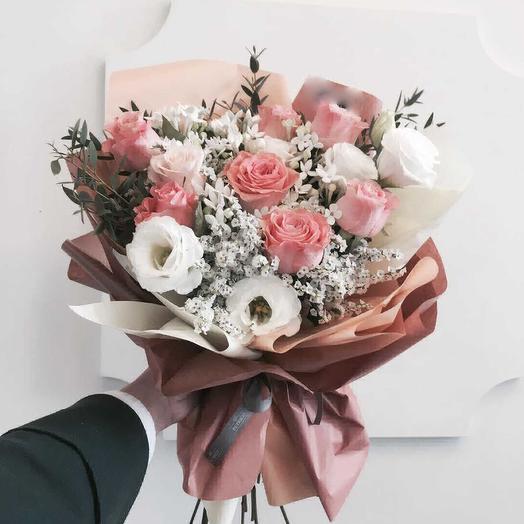 Арика: букеты цветов на заказ Flowwow