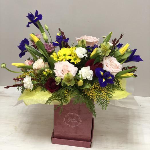 Мия: букеты цветов на заказ Flowwow