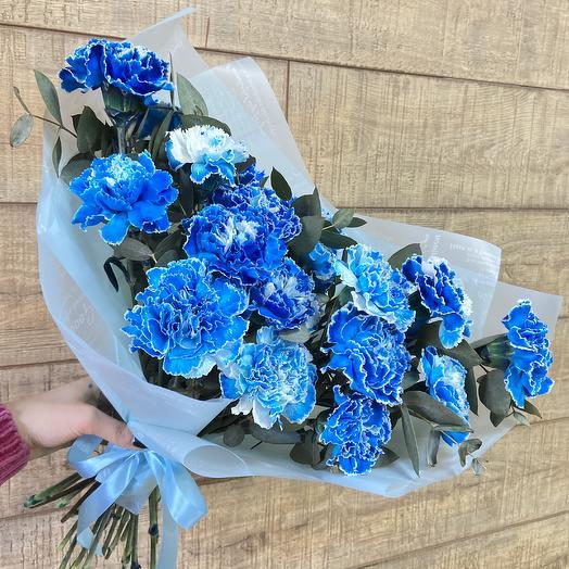 Лунный диантус для любимой: букеты цветов на заказ Flowwow