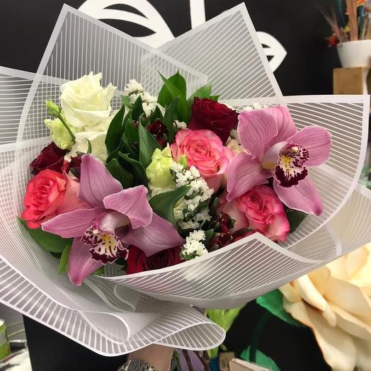 Влюбленный: букеты цветов на заказ Flowwow