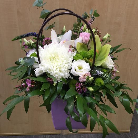 Островок: букеты цветов на заказ Flowwow