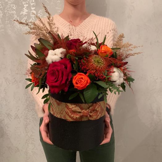Джентельмен удачи: букеты цветов на заказ Flowwow