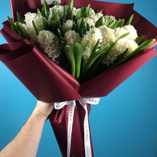 Simona Bouquet: букеты цветов на заказ Flowwow
