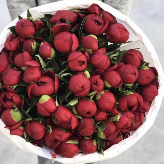 41 пион🥰🥰🥰: букеты цветов на заказ Flowwow
