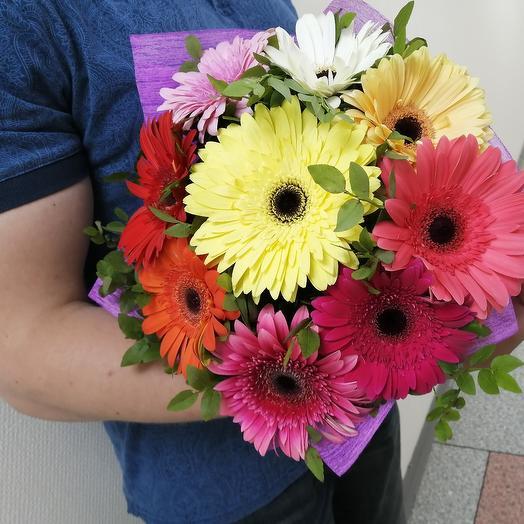 Радость 🌼: букеты цветов на заказ Flowwow