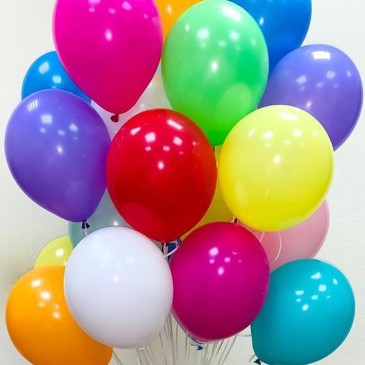 Latex balloons 20pcs