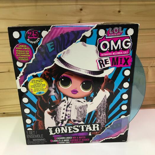 LOL Surprise Remix Lone Star