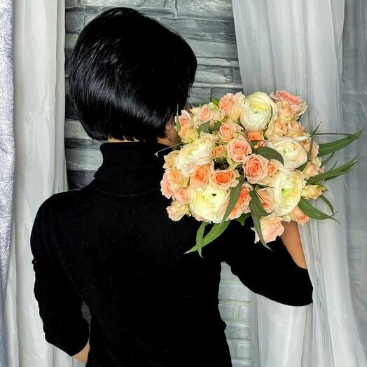 Свадебный букет 5